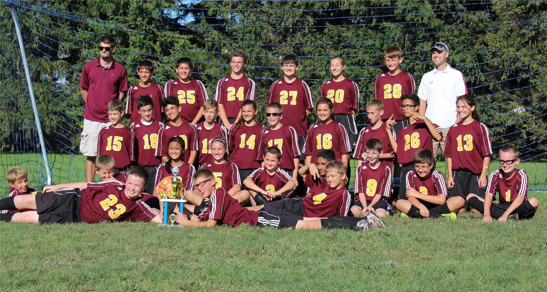 Soccer Team 2016