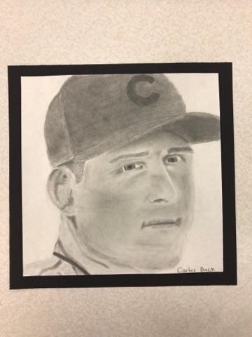 Portraits During Art Class