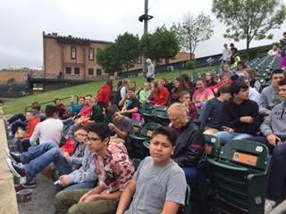 8th Grade Field Trip  Joliet Slammers