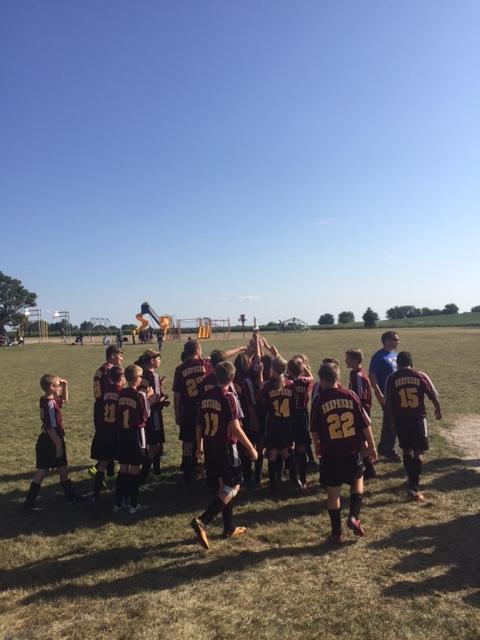 Soccer - Milton Pope Soccer Invitational Champs