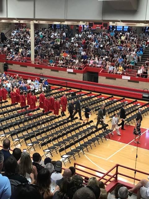 Shepherd Graduation