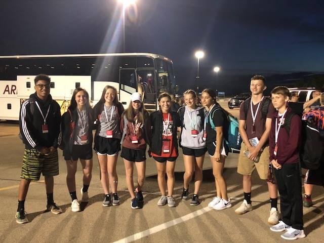 8th grade trip Washington  D.C.