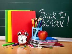 School Starts August 22, 2018  - 8:20AM - 11:30AM