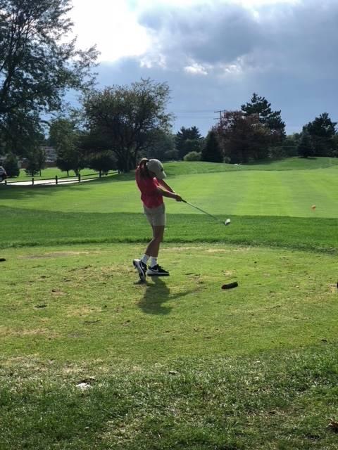 Hannah D. (2018 Golf Team)