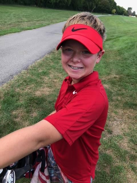 Trennon K. (Rams Golf Team)