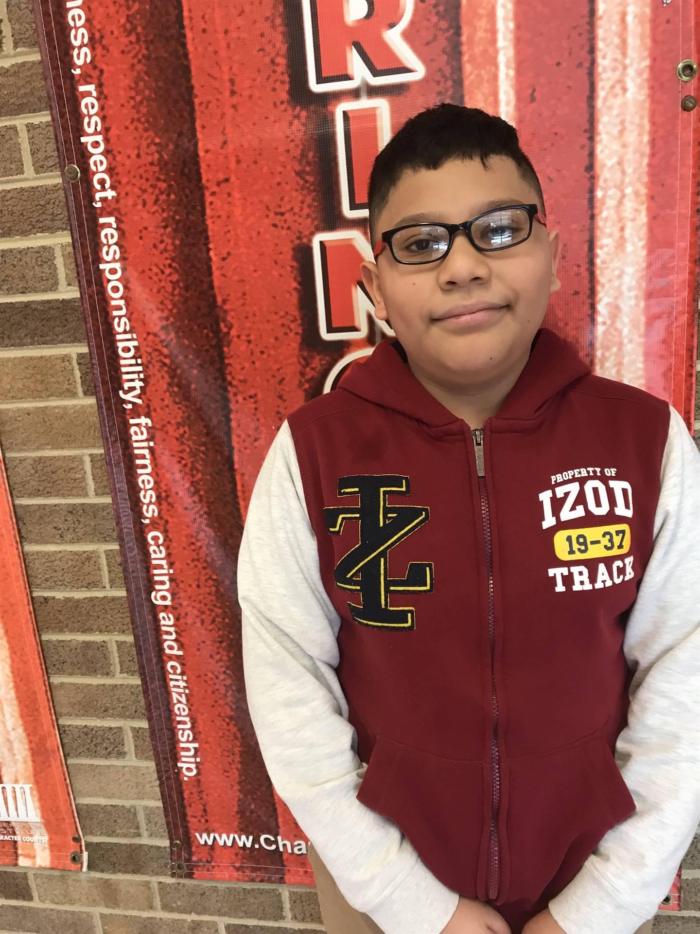 J. Vazquez - Student of Character