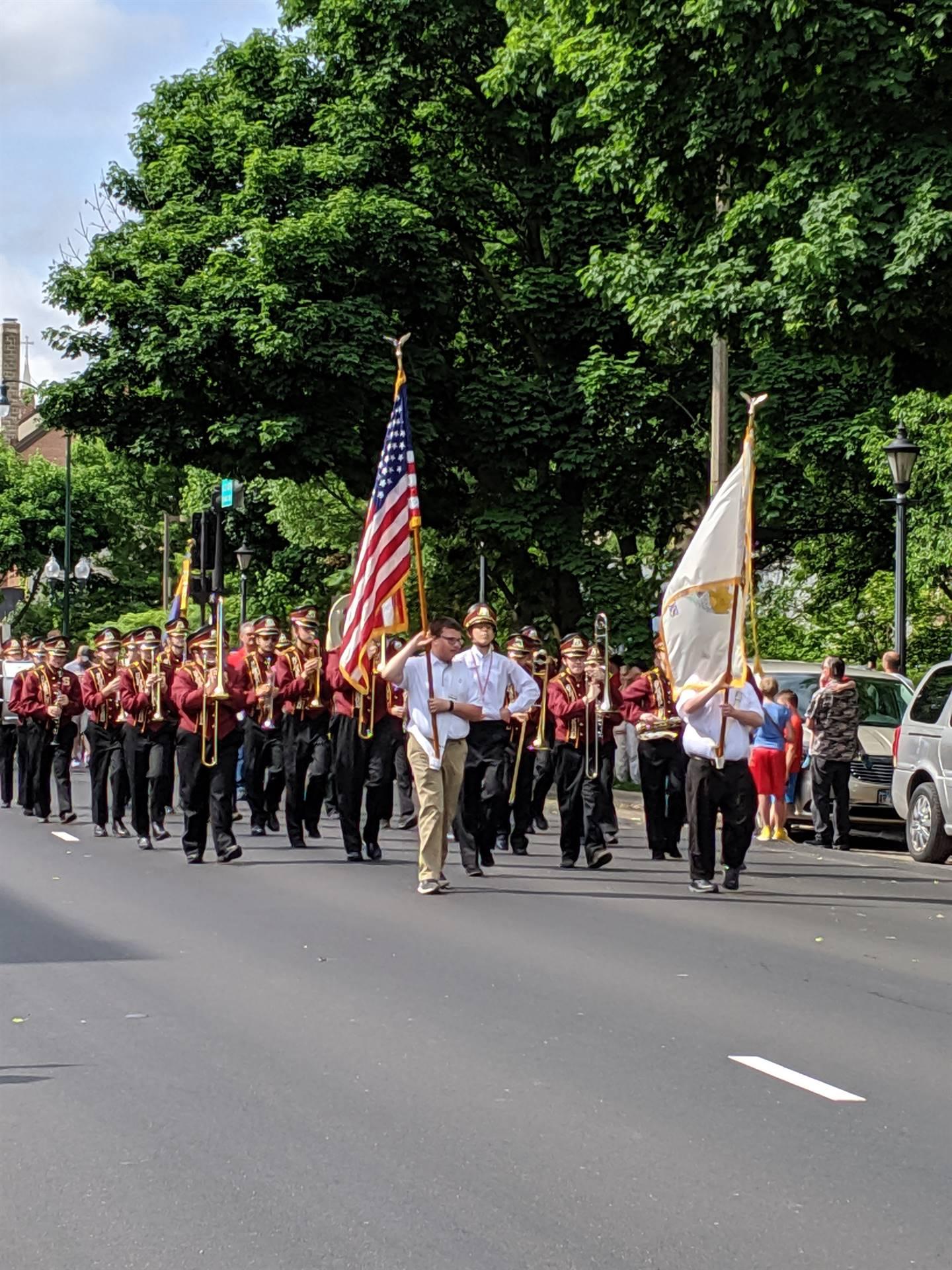 Memorial Day Parade 2019