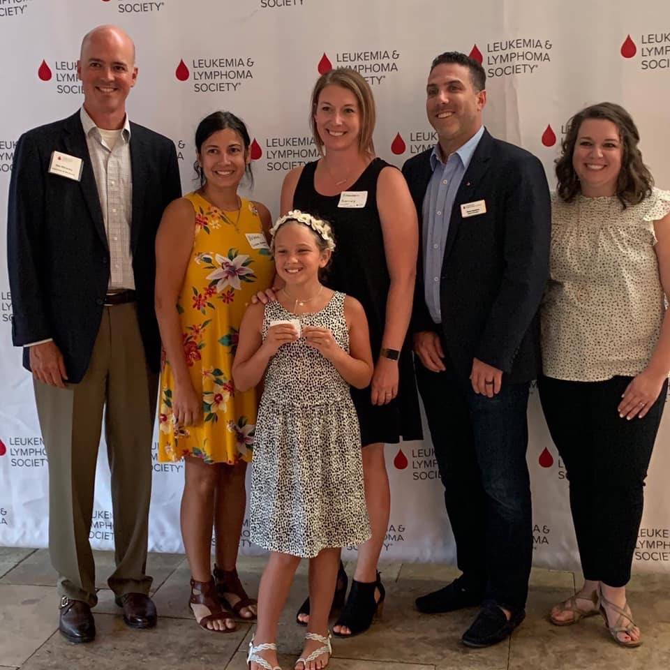 Lincoln Receives the Leukemia & Lymphoma Society's Rising Star Award