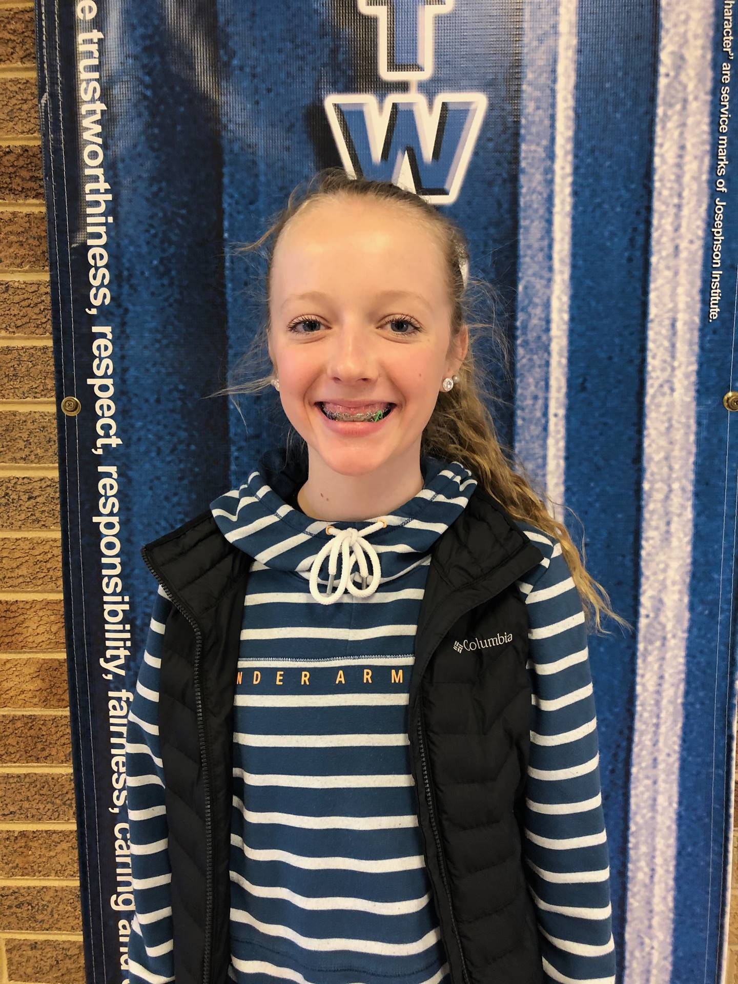 Alyssa M. March Student of Character