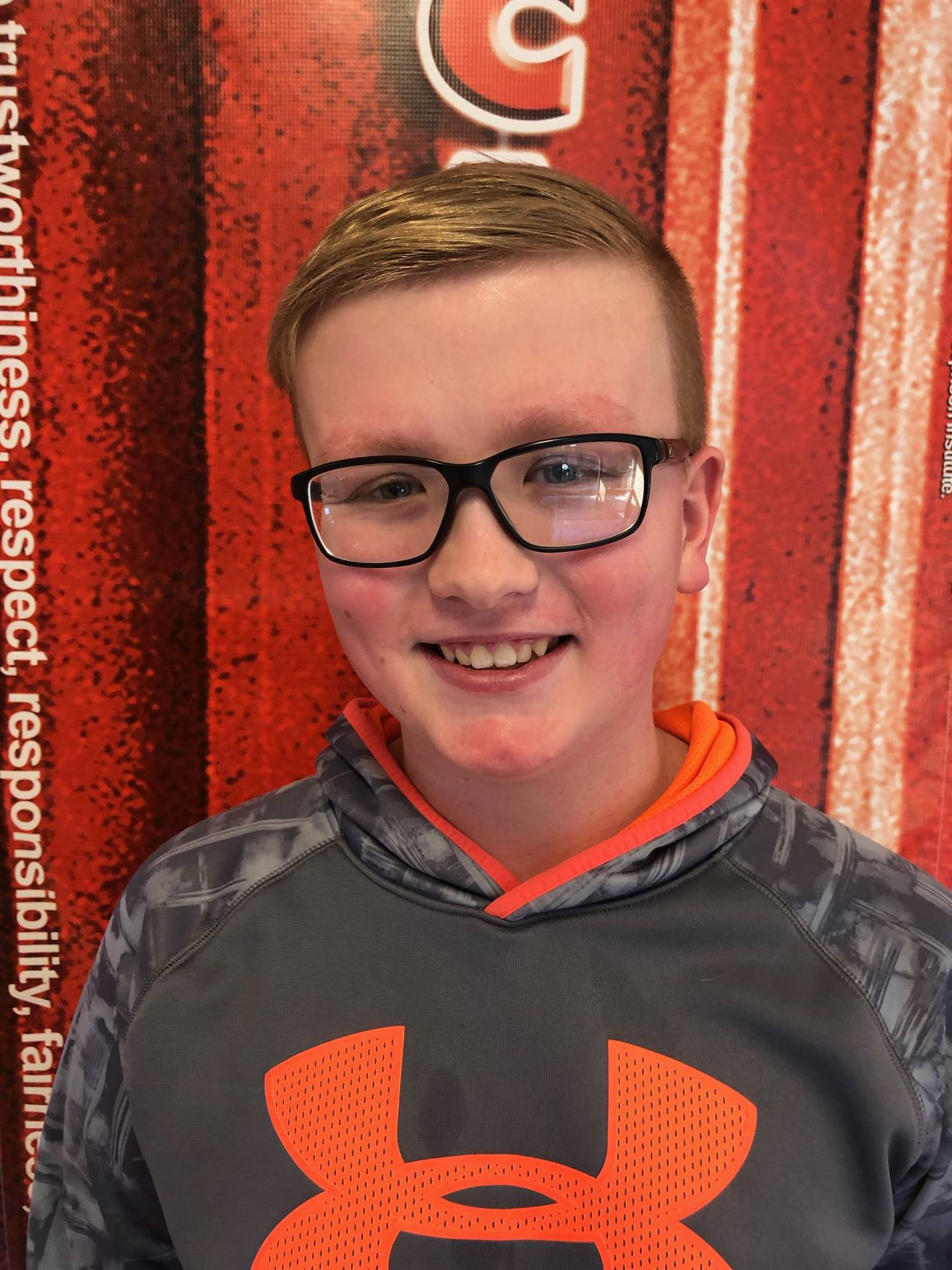 Tucker D. March Student of Character