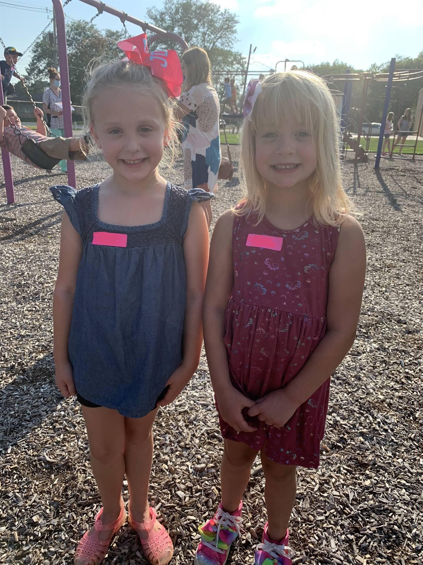 Kindergarten Meet and Greet 2021